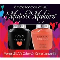 Cuccio California Dreaming Gel Duo